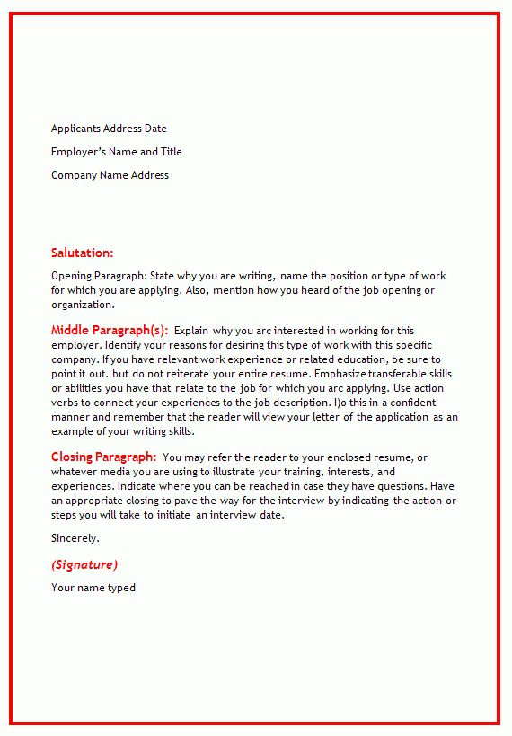 Warehouse Worker Cover Letter - CV Resume Ideas
