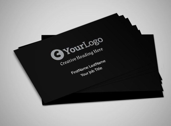 My DJ Profile Business Card Template | MyCreativeShop