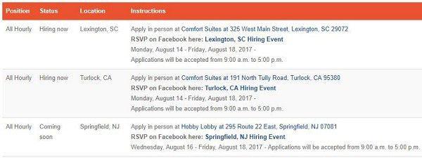 Hobby Lobby Job Application & Employment Resources | Job ...