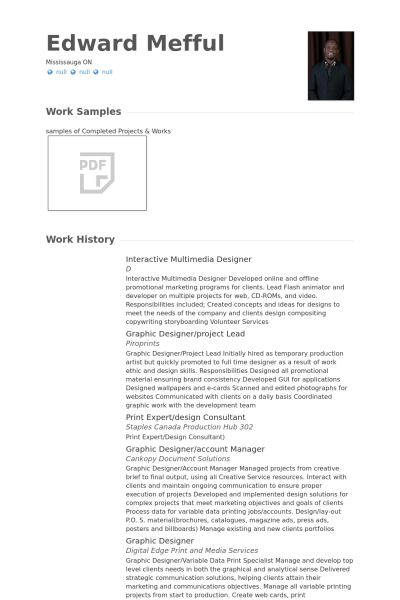database designer resume 95 years it experience on project