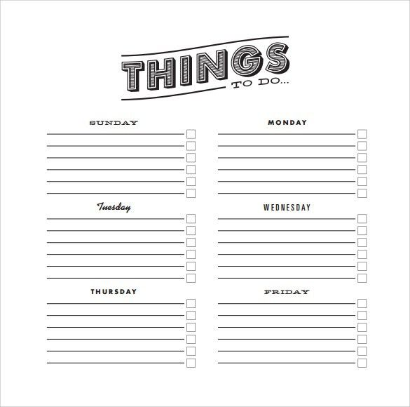 Sample To Do List. Business Moving Checklist - To Do List ...