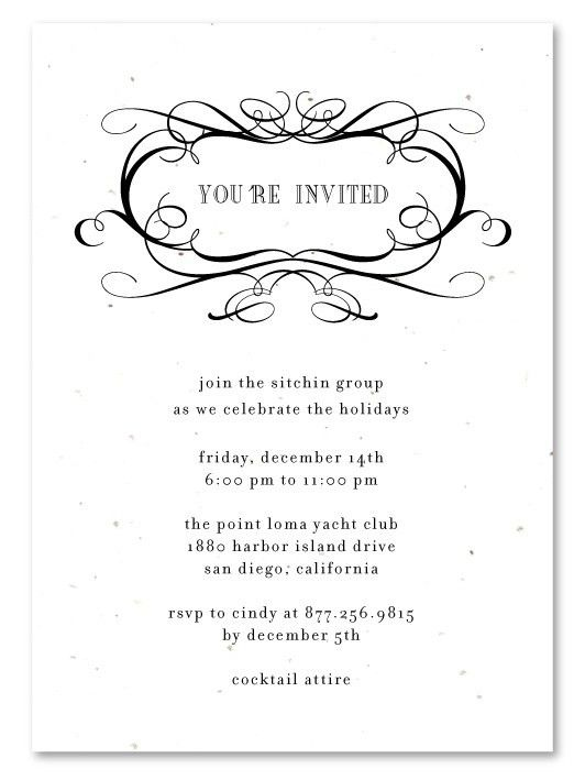 19 best Invite design images on Pinterest | Business invitation ...