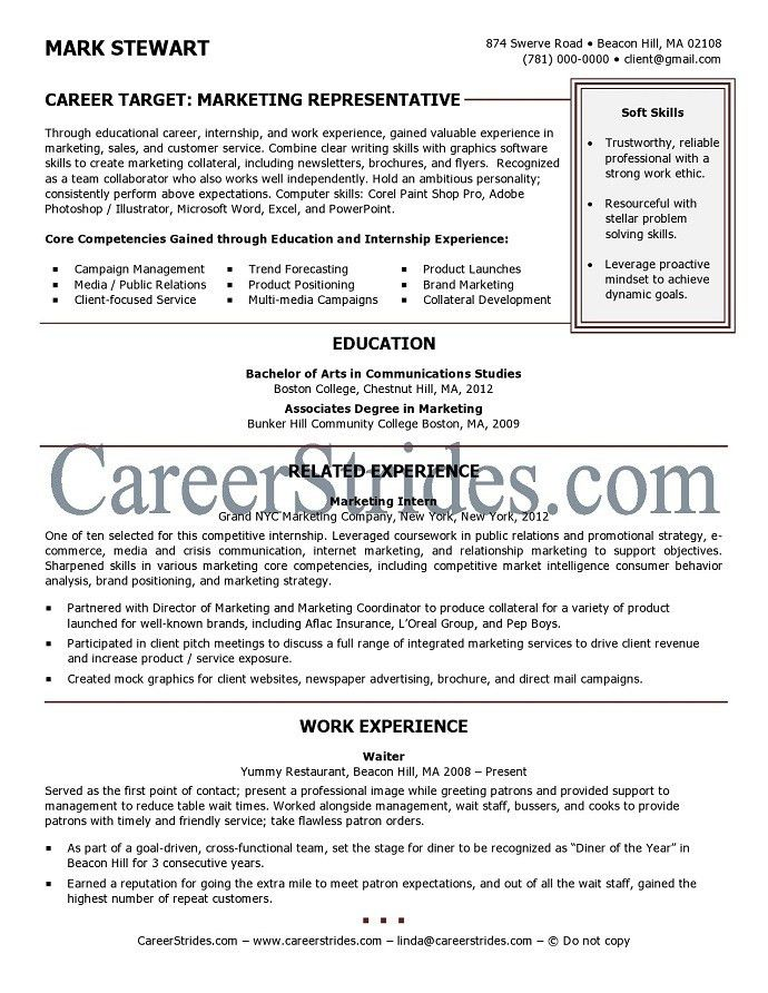 Crafty College Grad Resume 12 Good Resume Examples For College ...