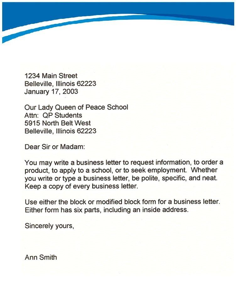 sample letter to grandma. inside. how to write a letter to ...