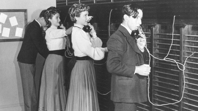Telephone Operators Used to Be Rude Teenage Boys. Then Alexander ...