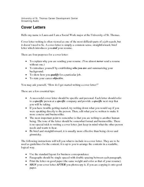 what is a good cover letter for a job weekly report sample ...