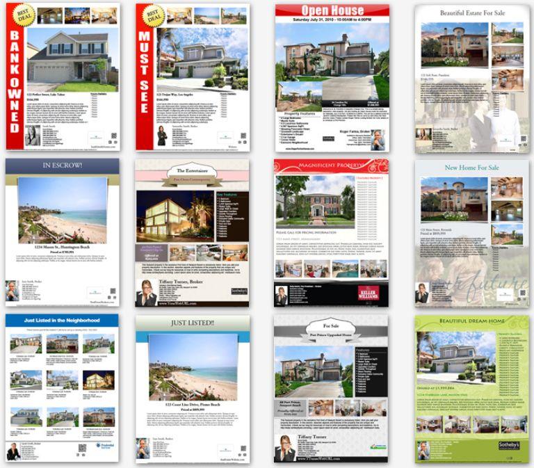 Real Estate Marketing Flyers – Rapid Fire Flyers – David Cisneros ...