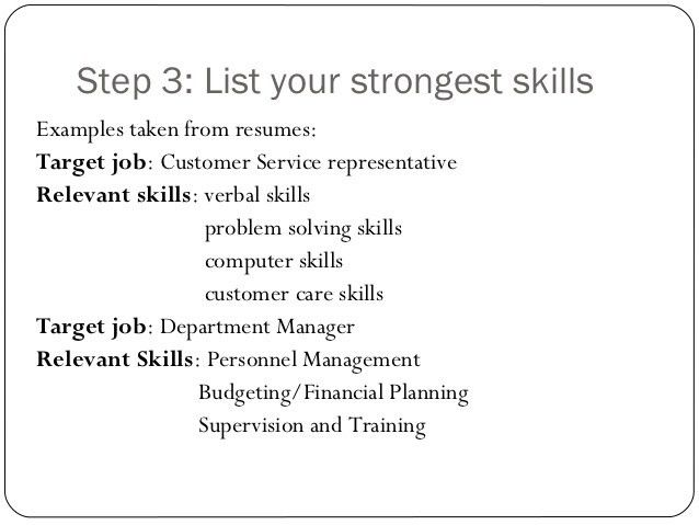 Wonderful Looking Skills To Include On Resume 2 Transferable ...