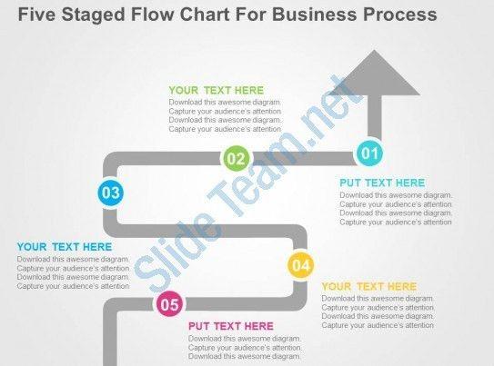 Flow Process PowerPoint Designs | Presentation Designs | Template ...