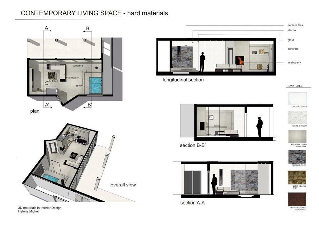 Hotel Suite Interior Design | helenamichel.com