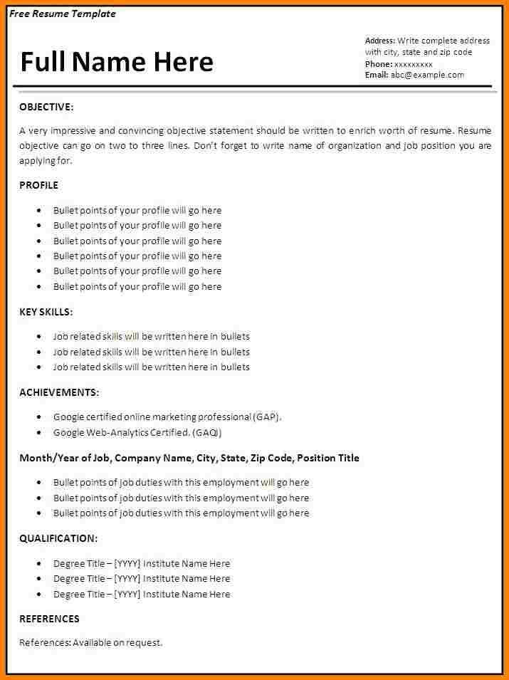 8+ resume format for job interview | inventory count sheet