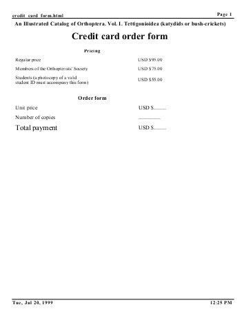 Google Earth Pro Credit Card Order Form
