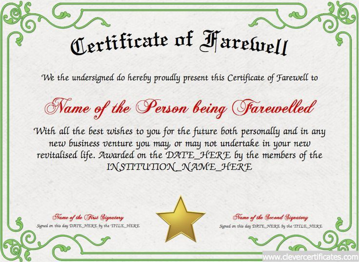 24 best Recognition certificate images on Pinterest | Award ...