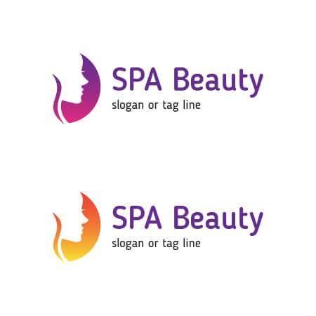 Spa Beauty Logo Template Design Vector