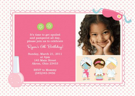 How To Word A Birthday Invitation First Birthday Invitation