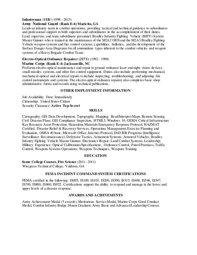 amazing infantry job description resume pictures simple resume