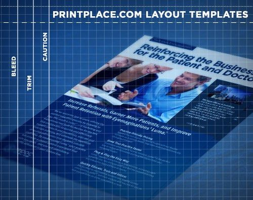 Sales Sheets Templates | Free Download | PrintPlace.com