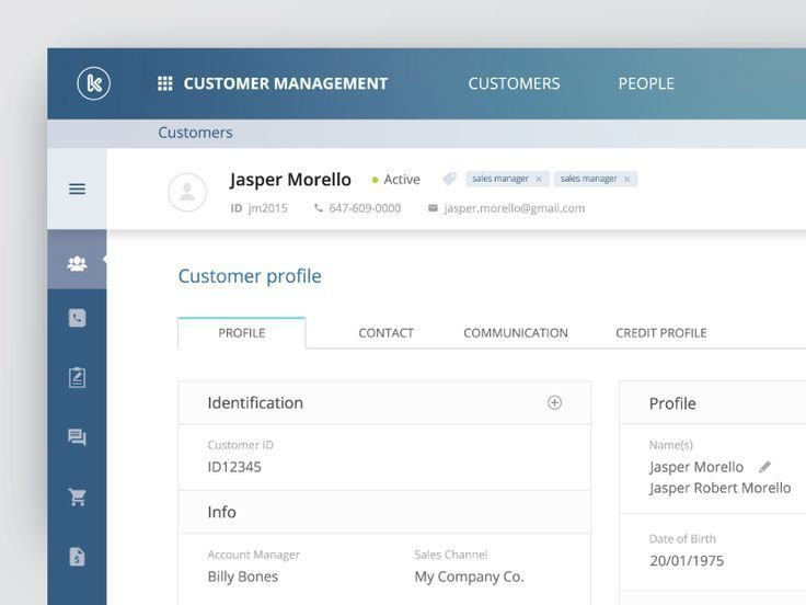 Customer Profile. Create Ideal Customer Profile How To Create Your ...