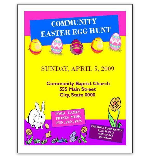 10 Free Easter Invitation Templates to Download and Print