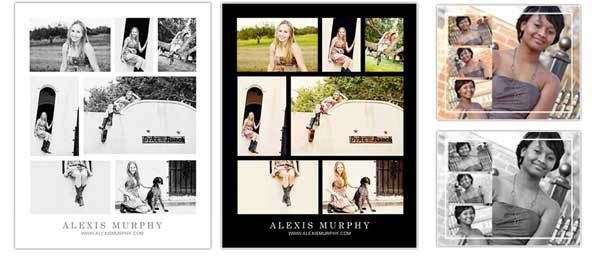 Adobe | Free Photoshop Templates for Photographers | Simple to Use |