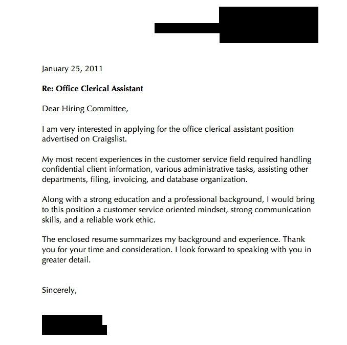 Hot To Write A Cover Letter [Template.billybullock.us ]