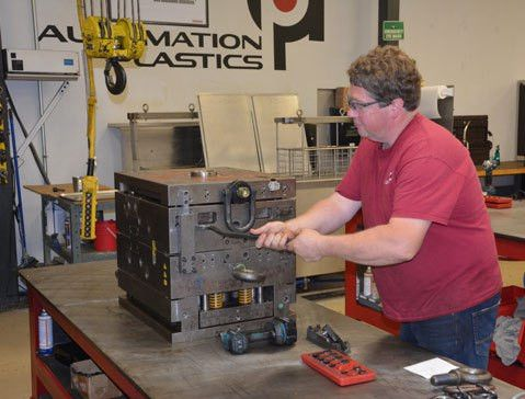 In-house Tool Making & Repair | Automation Plastics