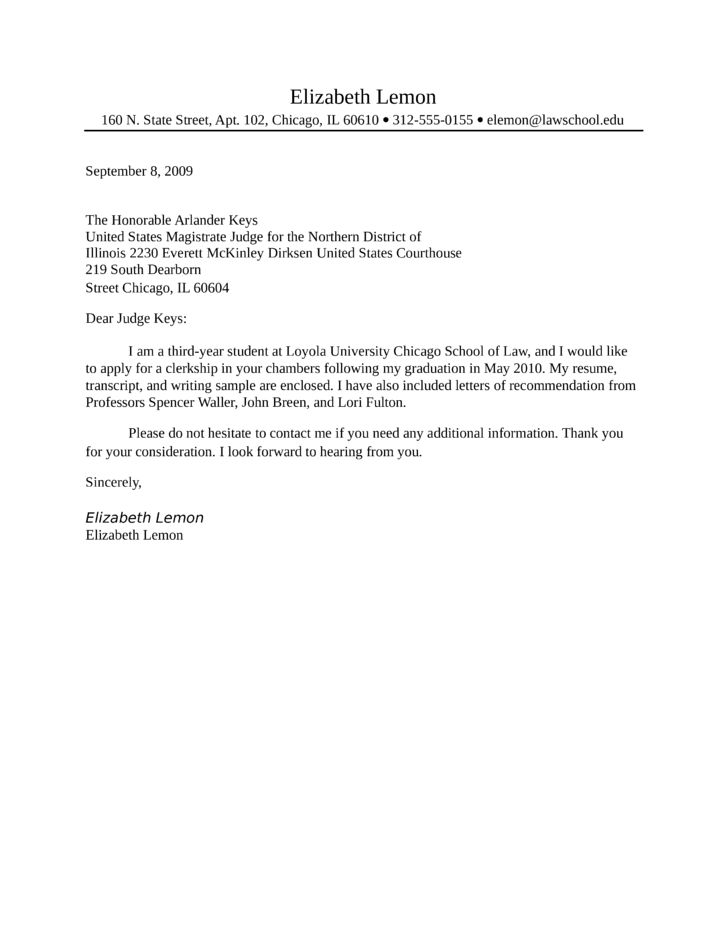 Law Assistant Cover Letter Samples and Templates