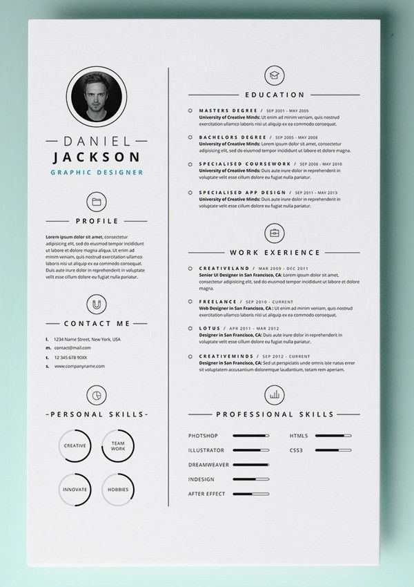 Free Resume Templates For Mac | whitneyport-daily.com