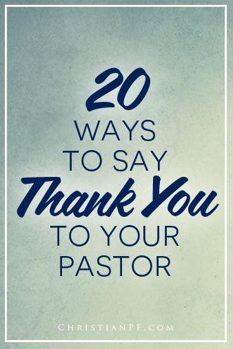 59 best PASTOR APPRECIATION images on Pinterest | Pastor, Church ...