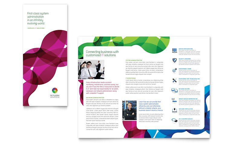 Free Tri Fold Brochure Templates For Word Free Tri Fold Brochure – Free Download Brochure Templates for Microsoft Word
