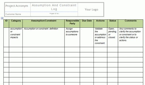 Templates | Project Management Templates