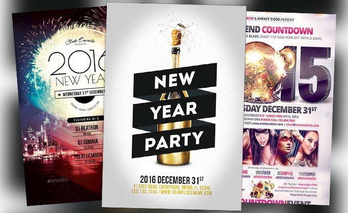 Download the best Club Flyer Templates - Download Club PSD Flyer!