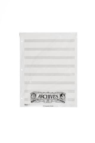 Blank Staff Music Paper – PlayMusic123.com