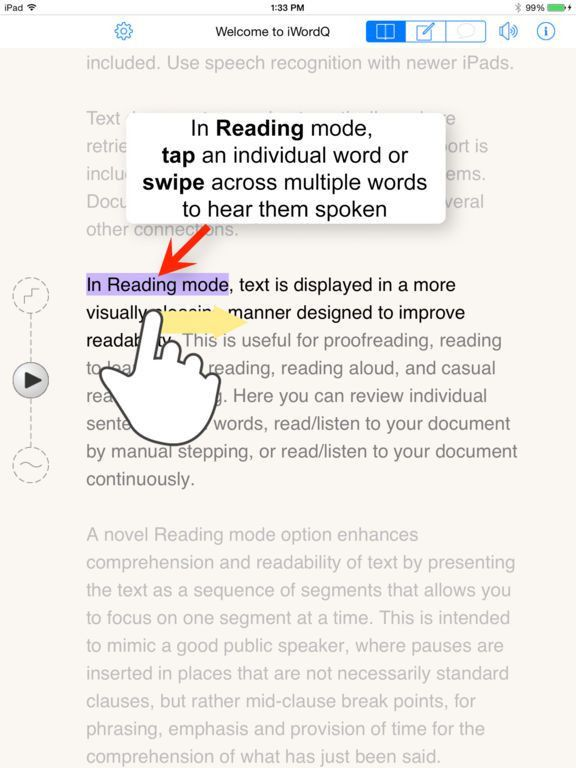 iWordQ CA on the App Store