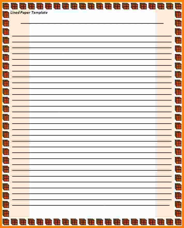 7+ microsoft word 2010 lined paper template | ledger paper