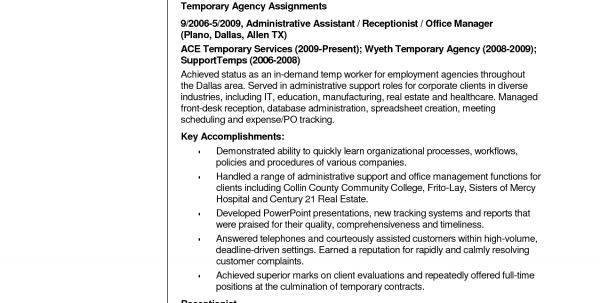 receptionist resume sample skills resume cv cover letter. dental ...