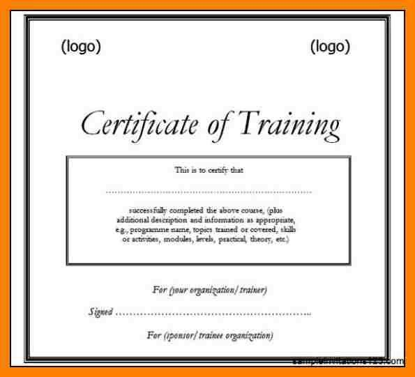 7+ google doc certificate template | packaging clerks