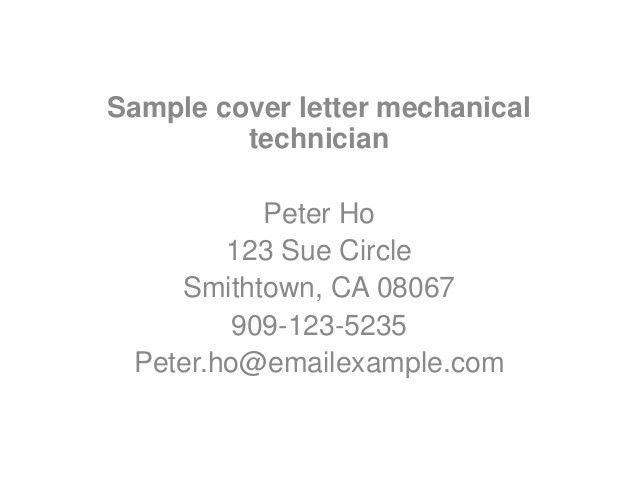 food lab technician cover letter writing a personal essay for ...