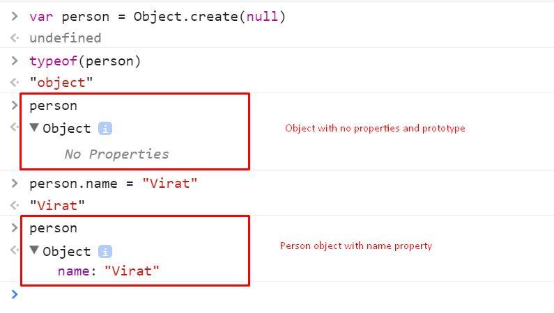 Object.create in JavaScript – Hacker Noon