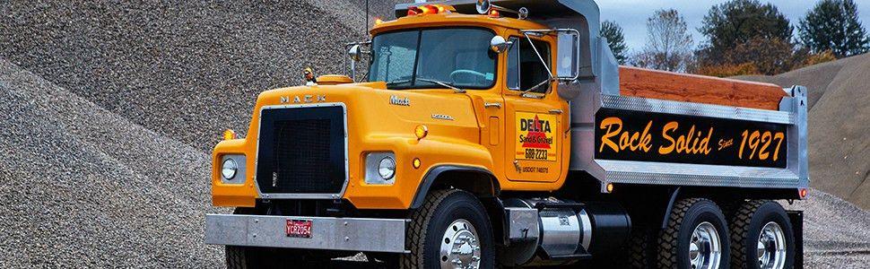 Truck Driver » Delta Sand & Gravel | Delta Construction