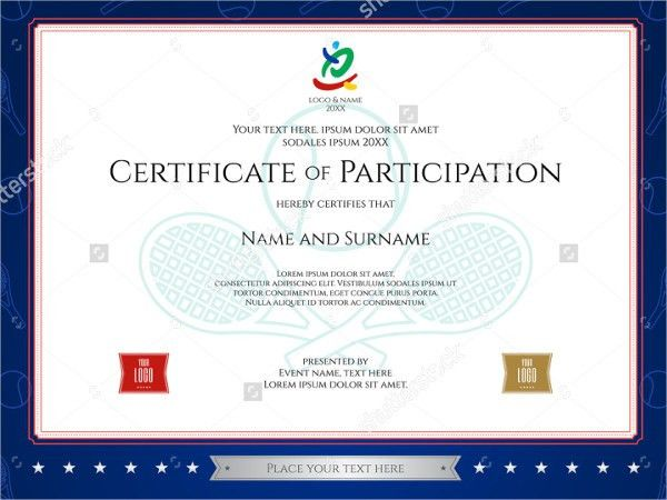 Sports Award Templates - 9+ Free Word, PDF, PSD Documents Download ...