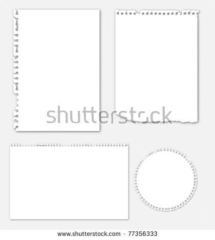 Note Paper Conceptual Idea On Wood Stock Vector 84012049 ...