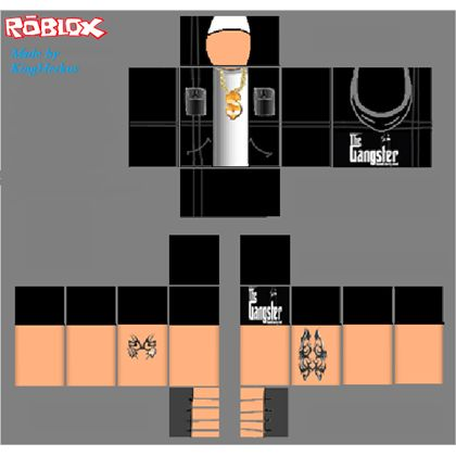 The Gang hoodie ShirtTemplate - ROBLOX