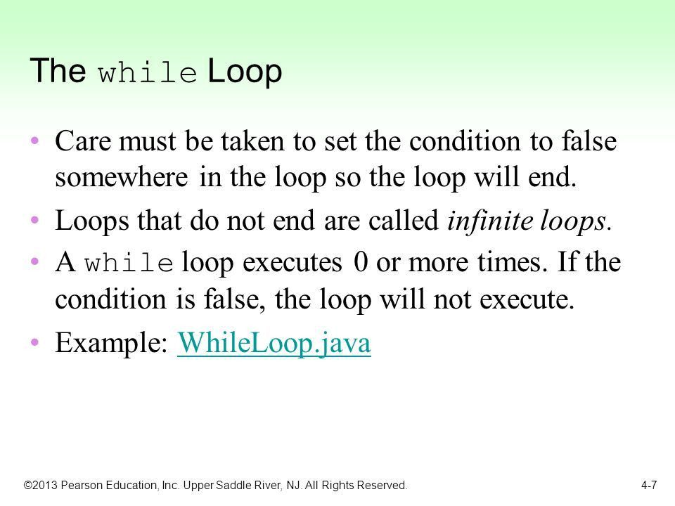 Chapter 4: Loops and Files - ppt video online download