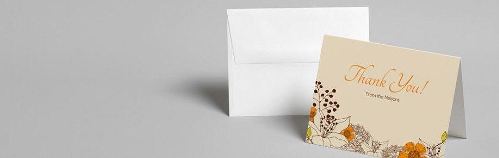 Stylish Avery Thank You Card Template DA1O5 – Dayanayfreddy