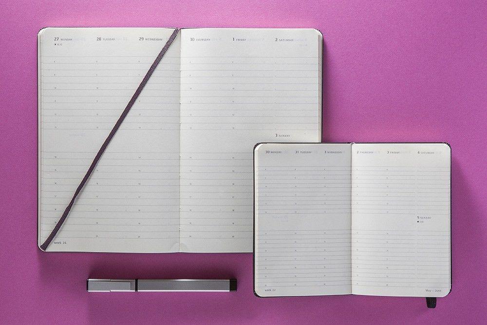 Dashboard Planner | 2016 Moleskine Planners/Diaries | Pinterest ...