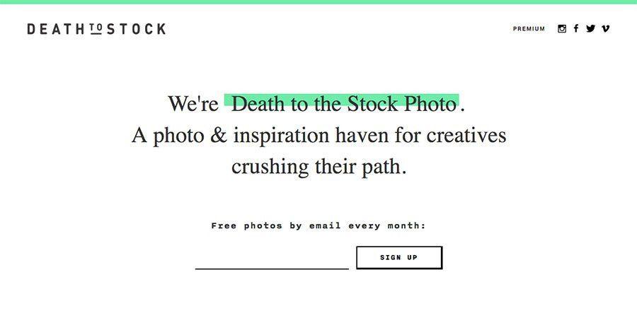 30 free public domain image websites
