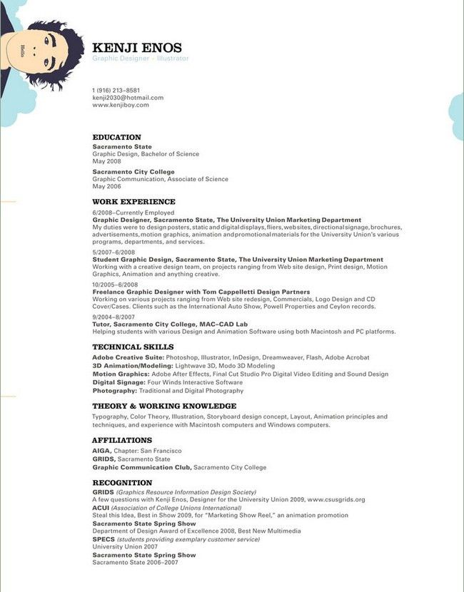 34 best Clean Resume Designs images on Pinterest | Resume ideas ...