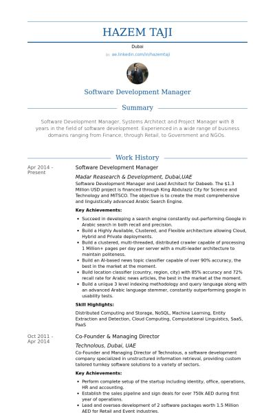 business development manager resume sample business development
